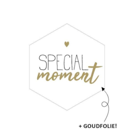 Sticker - special moment