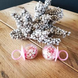 Fopspeen roze