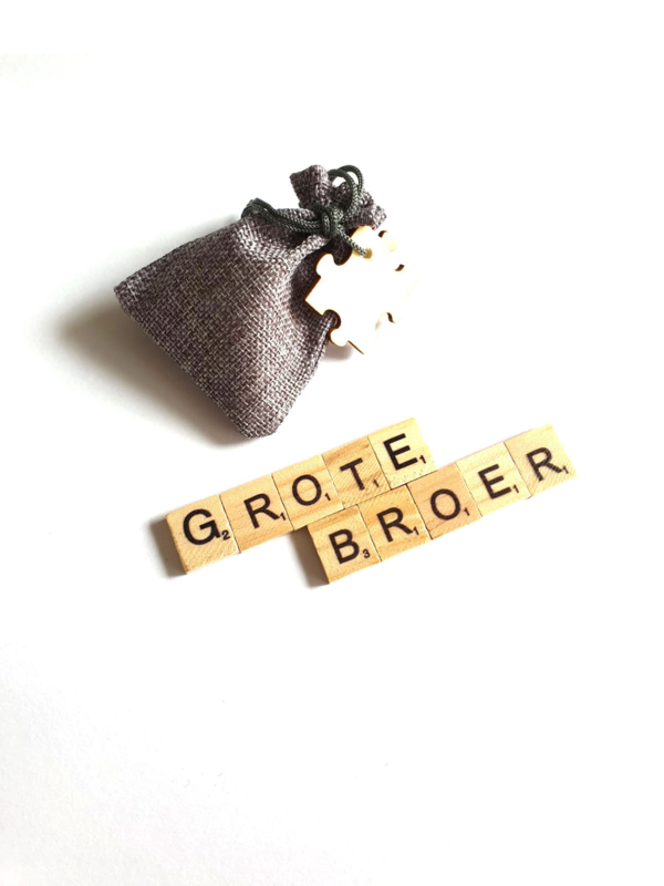 A new piece of us - grote broer