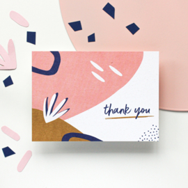POSTCARD - THANK YOU