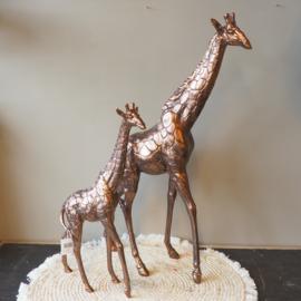 """Sculptuur """"Giraffe"""""""