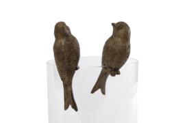 "Sculptuur ""Sitting bird"""