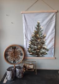 Kerstboomdoek + led