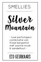 Ecogeurkaars - Silver Mountain