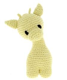 DIY Giraf Ziggy (popcorn)