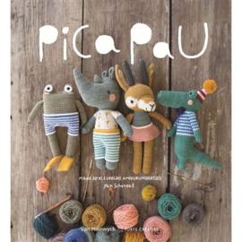 Pica Pau haakboek