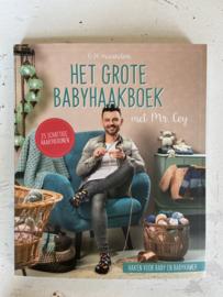 Het grote babyhaakboek