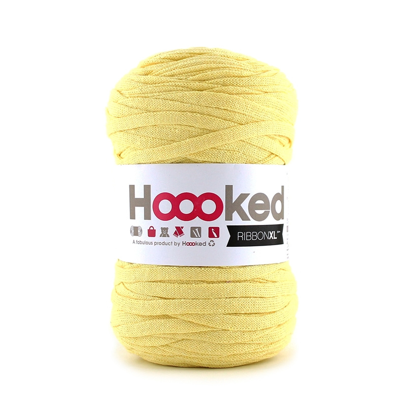Ribbon XL Frosted Yellow