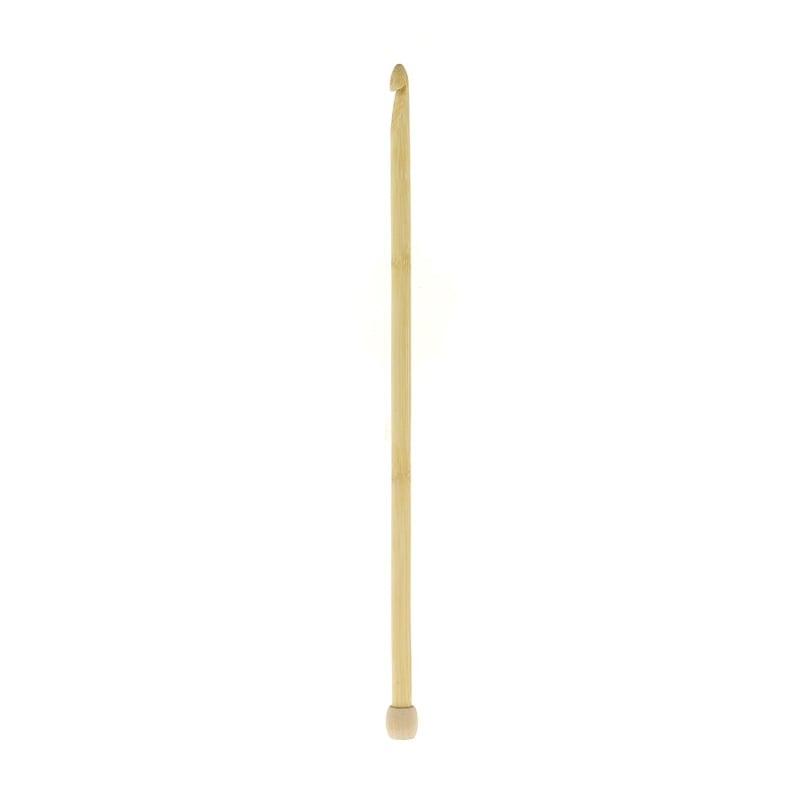 Tunische Bamboe 40 cm Haaknaald 12 mm