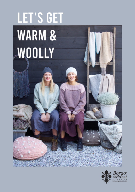 Let's Get Warm & Woolly
