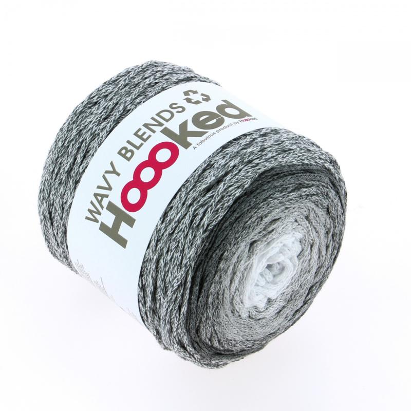Wavy Blends Silver White