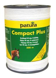 Compact Plus Lint met 8 rvs geleiders