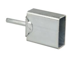 Inschroefhulp metaal / kunststof