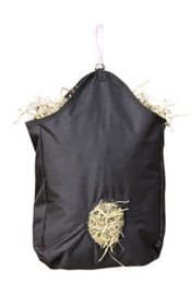 Hooizak zwart 65 x 50 cm