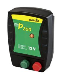 P200 schrikdraadapparaat voor 12V batterij
