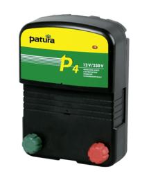 P4 Combi schrikdraadapparaat 230V/12V