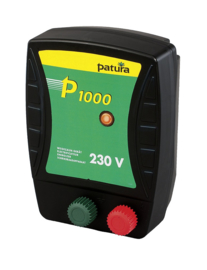230 Volt schrikdraadapparaat P1000 / P2000 / P3000 / P4000