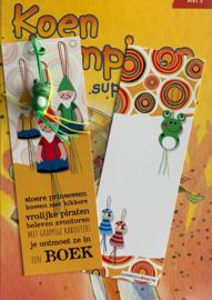 Geluksboekenlegger voor kinderen per 25 stuks