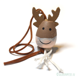 Good luck reindeer