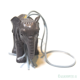 Gelukspoppetje olifant