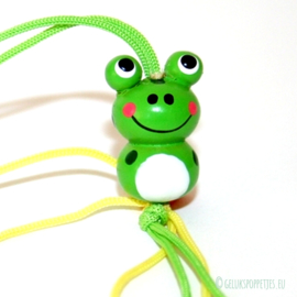 Lucky frog dolls