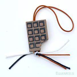 """Gelukschocolade """"Pralibar"""" per 50 stuks"""