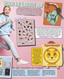 Topjuf gelukspoppetjes in tijdschrift de Party augustus 2020