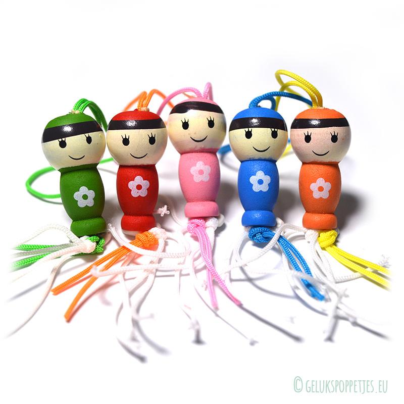 Lucky dolls gelukspoppetjes