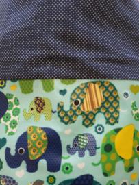 Rugzakje olifant