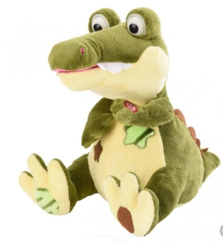 Paulo de krokodil