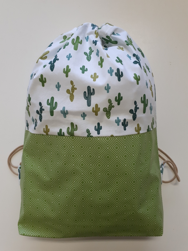 Rugzakje cactus