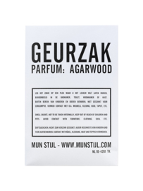 Geurzakje Agarwood