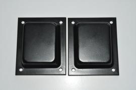 OPTIE - Afdekkapjes voor Uitgangstransformatoren.