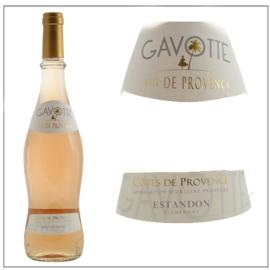 Estandon Gavotte Provence rosé