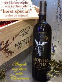 MONTES ALPHA limited edition 30 jaar premium cabernet sauvignon