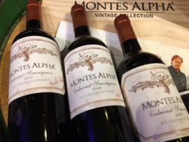 Montes Alpha Vintage 2007-2008-2009