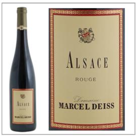 Marcel Deiss Alsace rouge