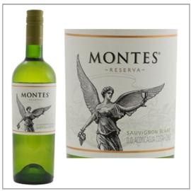 Montes Reserva Sauvignon Blanc  #wit