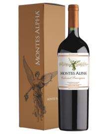 Montes Alpha Cabernet Sauvignon Magnum Giftbox