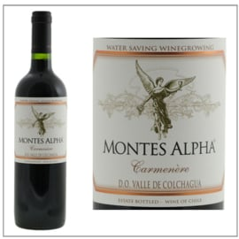 Montes Alpha Carmenère
