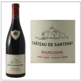 Château de Santenay Bourgogne Pinot Noir Vieilles Vignes