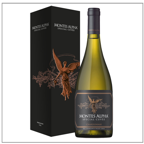 Montes Alpha Special Cuvée Chardonnay (in giftbox)