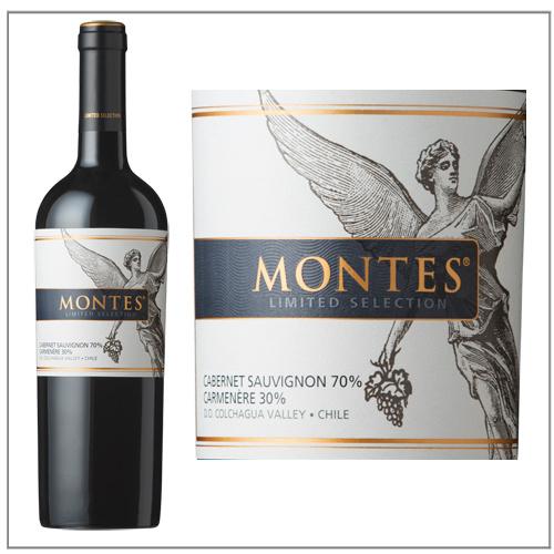Montes Limted Cabernet Sauvignon/ Carmenère