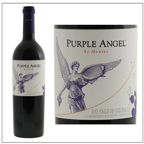 Montes Purple Angel in Giftbox
