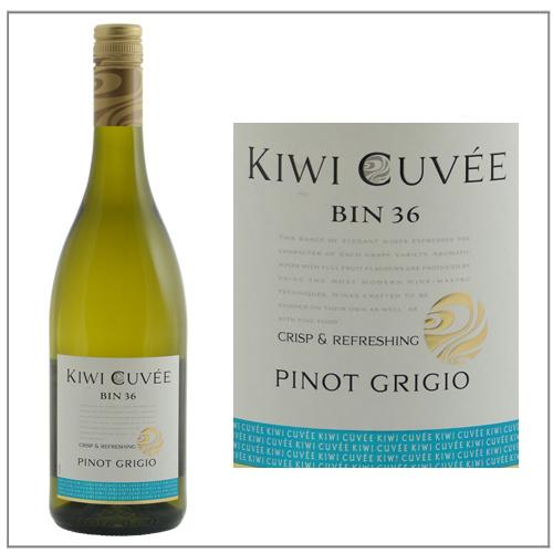 Kiwi Cuvée Pinot Grigio