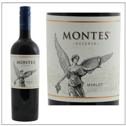 Montes Reserva Merlot