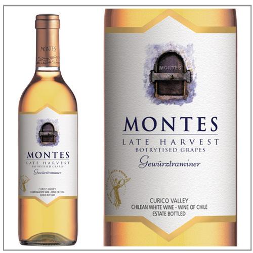 Montes Late Harvest Gewürztraminer