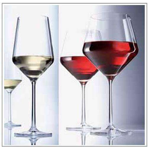 Schott Zwiesel wijnglazen Pure uitvoering