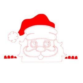 Gluur Kerstman