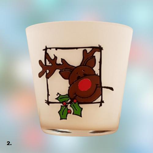 Theelichtje Rudolph